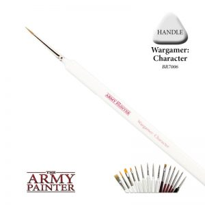 The Army Painter   Army Painter Brushes Wargamer Brush: Character - APBR7006 - 5713799700604