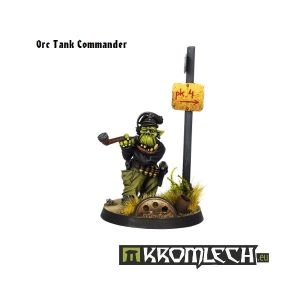Kromlech   Orc Model Kits Orc Tank Commander - KRM030 - 5902216112704