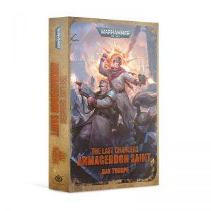 Games Workshop   Warhammer 40000 Books Armageddon Saint (Paperback) - 60100181761 - 9781789991949