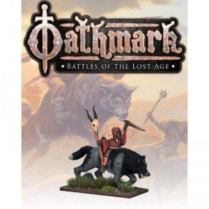 North Star Oathmark  Oathmark Goblin Wolf Rider Shaman - OAK115 - oak115