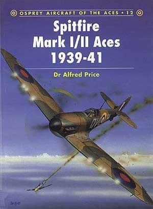 Warlord Games (Direct) Blood Red Skies  Blood Red Skies Spitfire Mark I/II Aces 1939-41 - ACE12 -