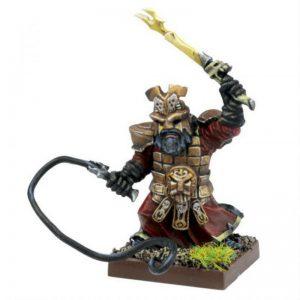 Mantic Kings of War  Abyssal Dwarves Abyssal Dwarf Slavedriver - MGKWK104 - 5060208869569