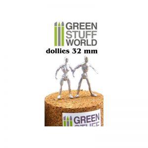 Green Stuff World   Green Stuff World Tools Flexible Armatures in 32 mm - 8436554365579ES - 8436554365579