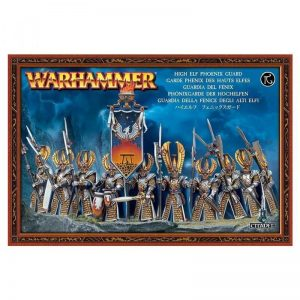 Games Workshop (Direct) Age of Sigmar  Age of Sigmar Direct Orders Aelf Phoenix Guard - 99120210015 - 5011921020003
