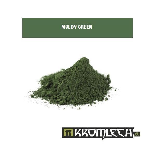 Kromlech   Weathering Powders Weathering Powder: Moldy Green - KRMA014 - 5902216112155
