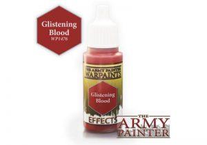 The Army Painter   Warpaint Warpaint - Glistening Blood - APWP1476 - 5713799147607