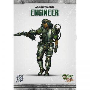 Wyrd The Other Side  Abyssinia Abyssinia Engineer - WYR40161 - 812152030275
