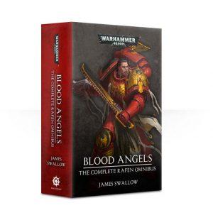 Games Workshop   Warhammer 40000 Books Blood Angels: The Complete Rafen Omnibus - 60100181677 - 9781784968335