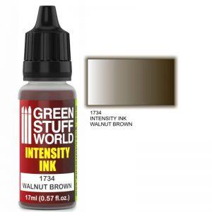 Green Stuff World   Intensity Inks Intensity Ink WALNUT BROWN - 8436574500936ES - 8436574500936