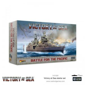 Warlord Games Victory at Sea  Victory at Sea Victory at Sea: Battle for the Pacific - 741510001 - 5060572505926