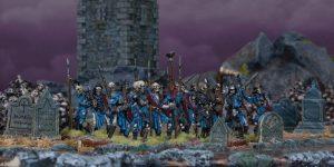 Mantic Kings of War  Undead Undead Skeleton Regiment - MGKWU21-1 - 5060208860771