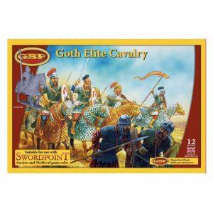 Gripping Beast SAGA  SAGA Goth Elite Cavalry - GBP26 - 5060230470269