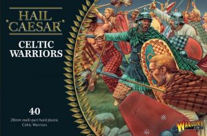 Warlord Games Hail Caesar  SALE! Ancient Celts: Celtic Warriors - WGH-CE-01 - 5060200842416