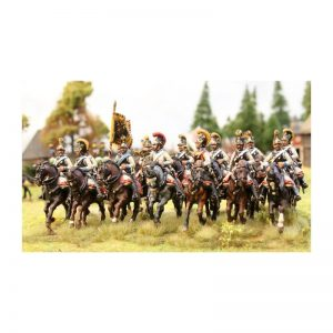 Perry Miniatures   Perry Miniatures Austrian Napoleonic Cavalry 1798-1815 - AN80 - AN80