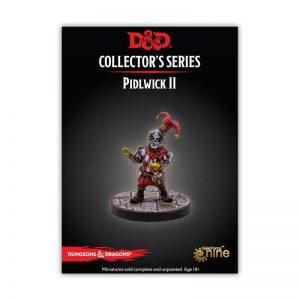 Gale Force Nine Dungeons & Dragons  D&D Miniatures D&D: Curse of Strahd - Pidlwick II - GFN71132 - 9420020251052