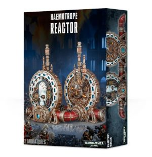 Games Workshop (Direct) Warhammer 40,000  40k Terrain Haemotrope Reactor - 99120199045 - 5011921079797