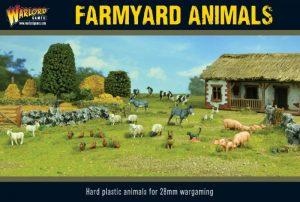 Warlord Games   Warlord Games Terrain Farmyard Animals - EIEIO - 5060572501584