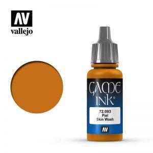 Vallejo   Game Colour Game Ink: Skin Wash - VAL72093 - 8429551720939