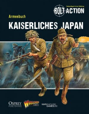 Warlord Games Bolt Action  Japan (BA) Armies of Imperial Japan (German Edition) - 401036001 - 9781911241405