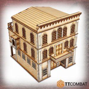 TTCombat   Streets of Venice (28-32mm) Palazzo Valteria - TTSCW-SOV-151 - 5060570134968