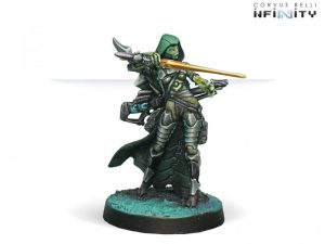 Corvus Belli Infinity  Combined Army Shasvastii Corax Spec-Ops - 280652-0377 - 2806520003778