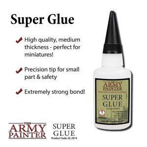 The Army Painter   Glue Army Painter Super Glue - APGL2014 - 5713799201408