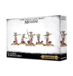 Games Workshop Age of Sigmar  Daughters of Khaine Daughters of Khaine Melusai - 99120212017 - 5011921095490