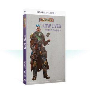 Games Workshop   Necromunda Books Low Lives: Book 9 (Paperback) - 60100581023 - 9781789990164