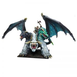 Mantic Kings of War  Northern Alliance Northern Alliance Lord on Chimera - MGKWL402 - 5060469664781