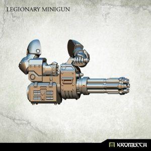 Kromlech   Legionary Conversion Parts Legionary Minigun (3) - KRCB160 - 5902216113695