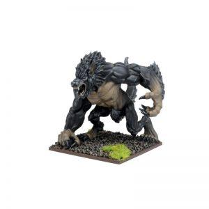 Mantic Kings of War  Undead Undead Werewolf Lykanis - MGKWU108 - 5060208869545