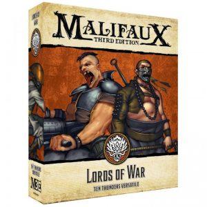 Wyrd Malifaux  Ten Thunders Lords of War - WYR23729 -
