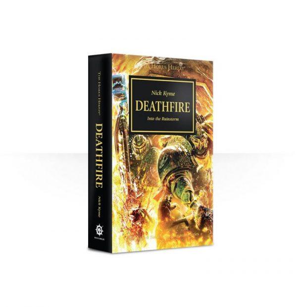 Games Workshop   The Horus Heresy Books Deathfire: Book 32 (Paperback) - 60100181380 - 9781784961558