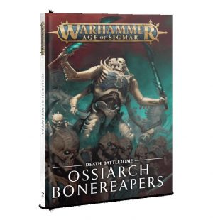 Games Workshop Age of Sigmar  Ossiarch Bonereapers Battletome: Ossiarch Bonereapers - 60030207013 - 9781788268547