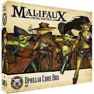 Wyrd Malifaux  Bayou Ophelia Core Box - WYR23608 - 812152032620