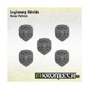Kromlech   Legionary Conversion Parts Legionary Kreuz Pattern Shelds (5) - KRCB133 - 5902216112919