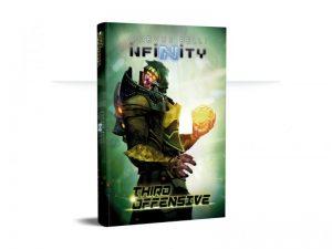 Corvus Belli Infinity  Infinity Essentials Infinity Third Offensive (Spanish) - 289001 - 2890010000002