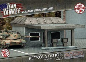 Gale Force Nine   Battlefield in a Box Team Yankee: Petrol Station - BB193 - 9420020229853