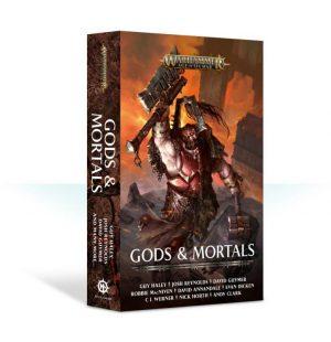 Games Workshop   Age of Sigmar Books Gods And Mortals (Softback) - 60100281253 - 9781784969929