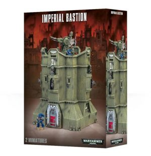 Games Workshop (Direct) Warhammer 40,000  40k Terrain Imperial Bastion - 99120199047 - 5011921079957