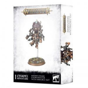 Games Workshop Age of Sigmar  Kharadron Overlords Kharadon Overlords Endrinmaster with Dirigible Suit - 99120205040 - 5011921133765