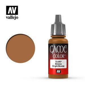 Vallejo   Game Colour Game Color: Bright Bronze - VAL72057 - 8429551720571