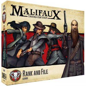 Wyrd Malifaux  Guild Guild Rank and File - WYR23112 -