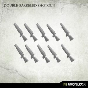 Kromlech   Misc / Weapons Conversion Parts Double-Barreled Shotgun (10) - KRCB180 - 5902216115262
