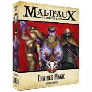 Wyrd Malifaux  Guild Chained Magic - WYR23123 - 812152031760