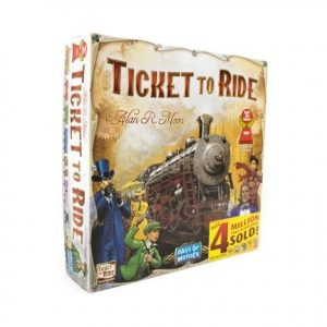 Days of Wonder Ticket to Ride  SALE! Ticket to Ride - DOW7201 - 824968717912