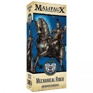 Wyrd Malifaux  Arcanists Mechanical Rider - WYR23320 - 812152031258