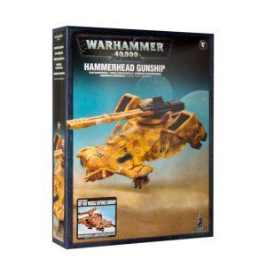 Games Workshop Warhammer 40,000  T'au Empire T'au Hammerhead / Skyray Gunship - 99120113028 - 5011921045624