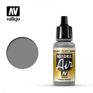 Vallejo   Model Air Model Air: Dark Gull Gray - VAL71277 - 8429551712774