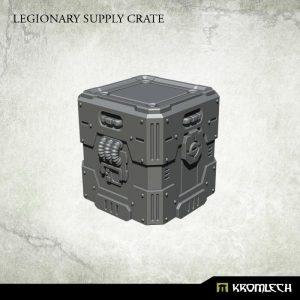 Kromlech   Kromlech Terrain Legionary Supply Crate (1) - KRBK027 - 5902216117754